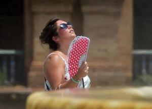 สเปนอากาศร้อนจัดอุณหภูมิเฉียด 50 องศาเซลเซียส