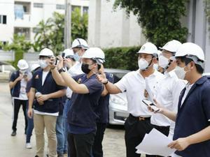 วิศวะฯ มธ. (TSE) นำทีมวิศวกรลงพื้นที่ช่วยเหลือประชาชนชุมชนกิ่งแก้ว สำรวจบ้านเรือนที่ได้รับความเสียหายจากเหตุเพลิงไหม้โรงงาน จ.สมุทรปราการ
