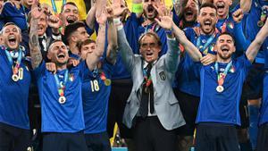 """เปิดเงินรางวัลขุนพล """"อิตาลี"""" หลังคว้าแชมป์ยูโร 2020"""
