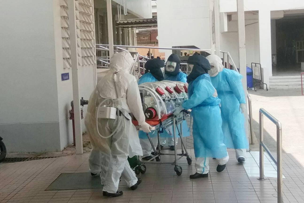 รวมให้แล้ว ช่องทางประสานหาเตียง และรถพยาบาล สำหรับผู้ป่วยโควิด 19