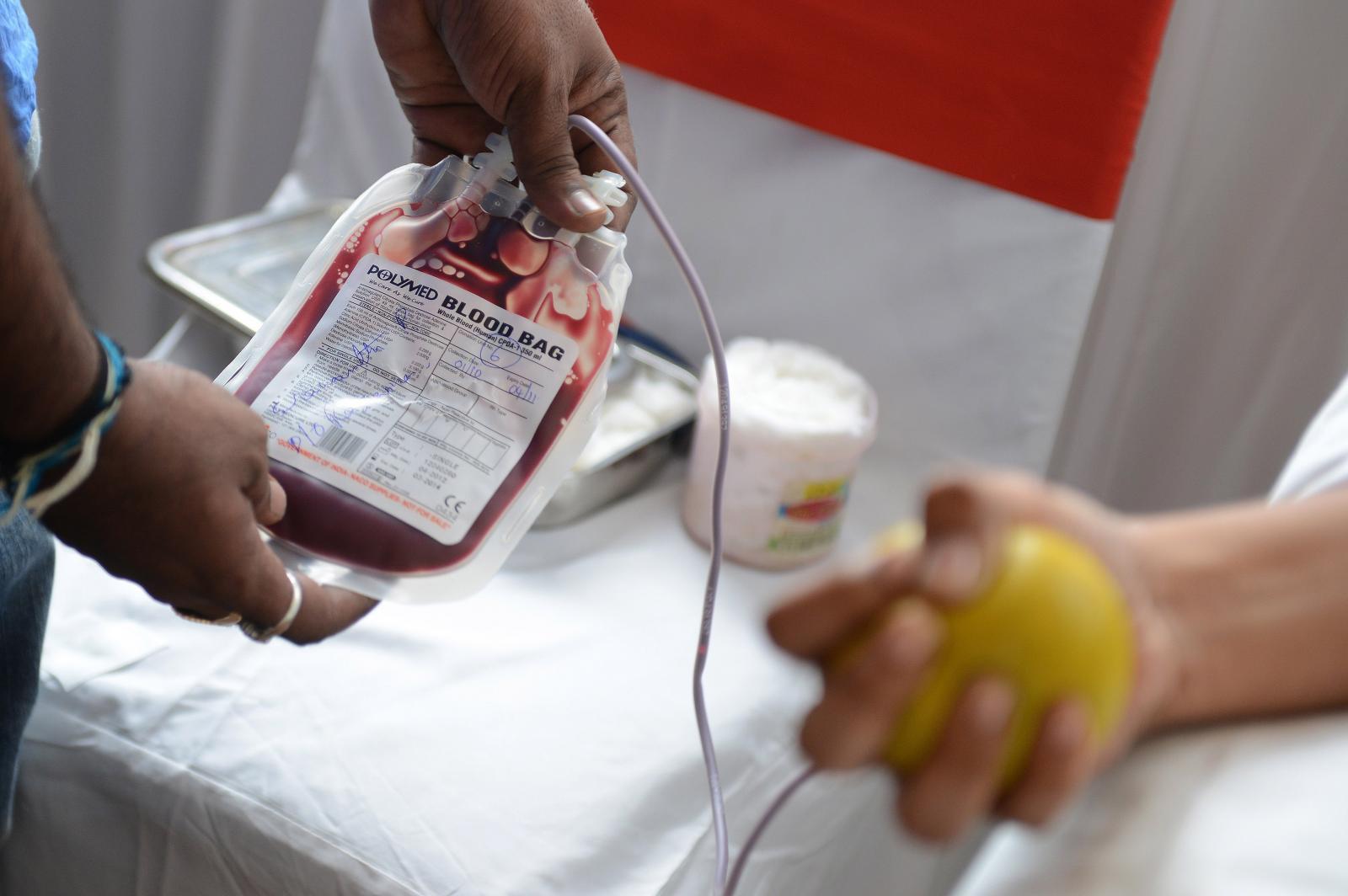 ข้อแนะนำสำหรับการบริจาคเลือด ในสถานการณ์ โควิด-19