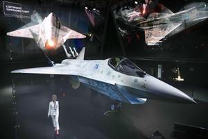 รัสเซีย โชว์เครื่องบินรบรุ่นใหม่ หวังทาบ F35 ของสหรัฐฯ