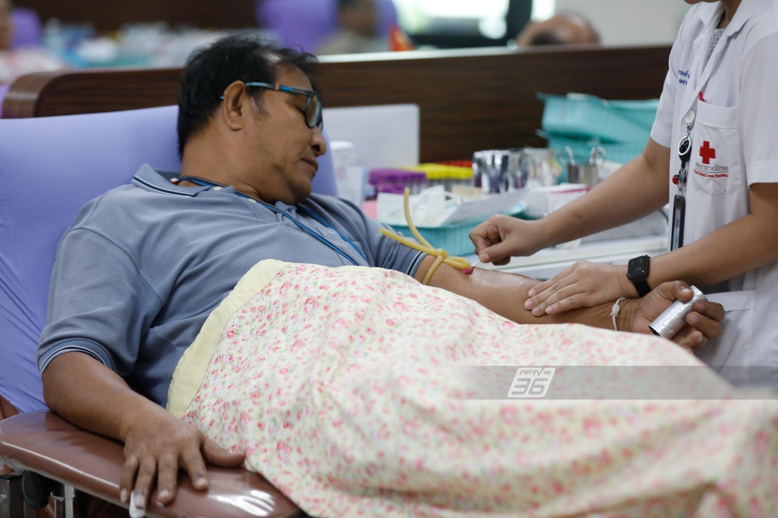 ด่วน! ศิริราช ขาดแคลนเลือดทุกหมู่ วอนผู้มีสุขภาพดีบริจาคช่วยผู้ป่วย