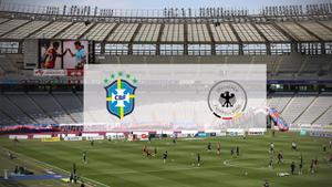 บราซิล พร้อมชน เยอรมนี  ฟุตบอลชาย โอลิมปิก 2020