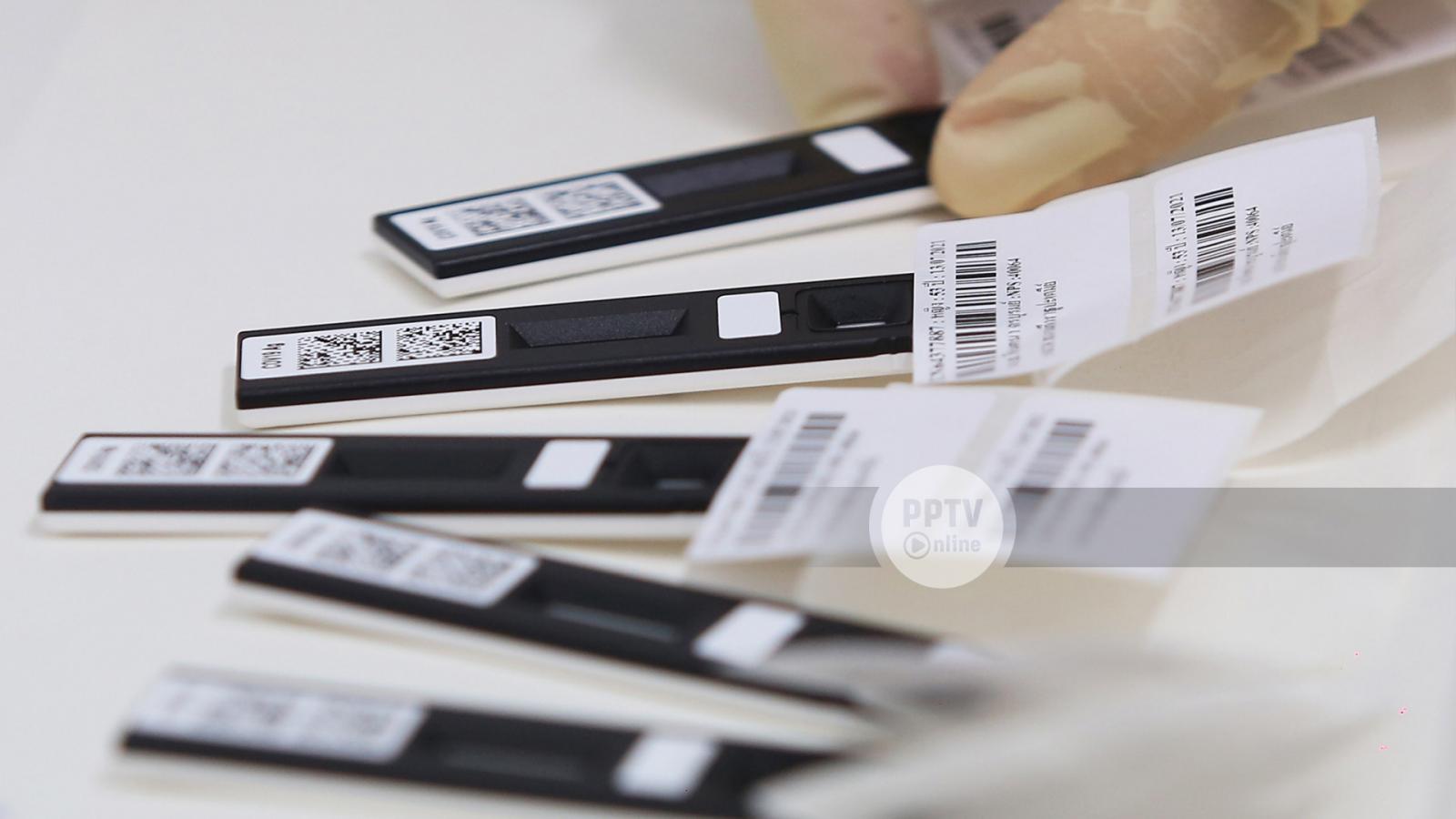เปิดผลการใช้ชุดตรวจโควิด 19  Antigen Test Kit   กว่า 5 หมื่นราย ความผิดพลาดไม่เกิน 3%