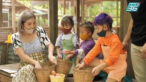 กาย – ฮารุ | ตามสัญญา EP.87 | 3 แสบกับภารกิจเก็บไข่ ป่วนฟาร์ม!