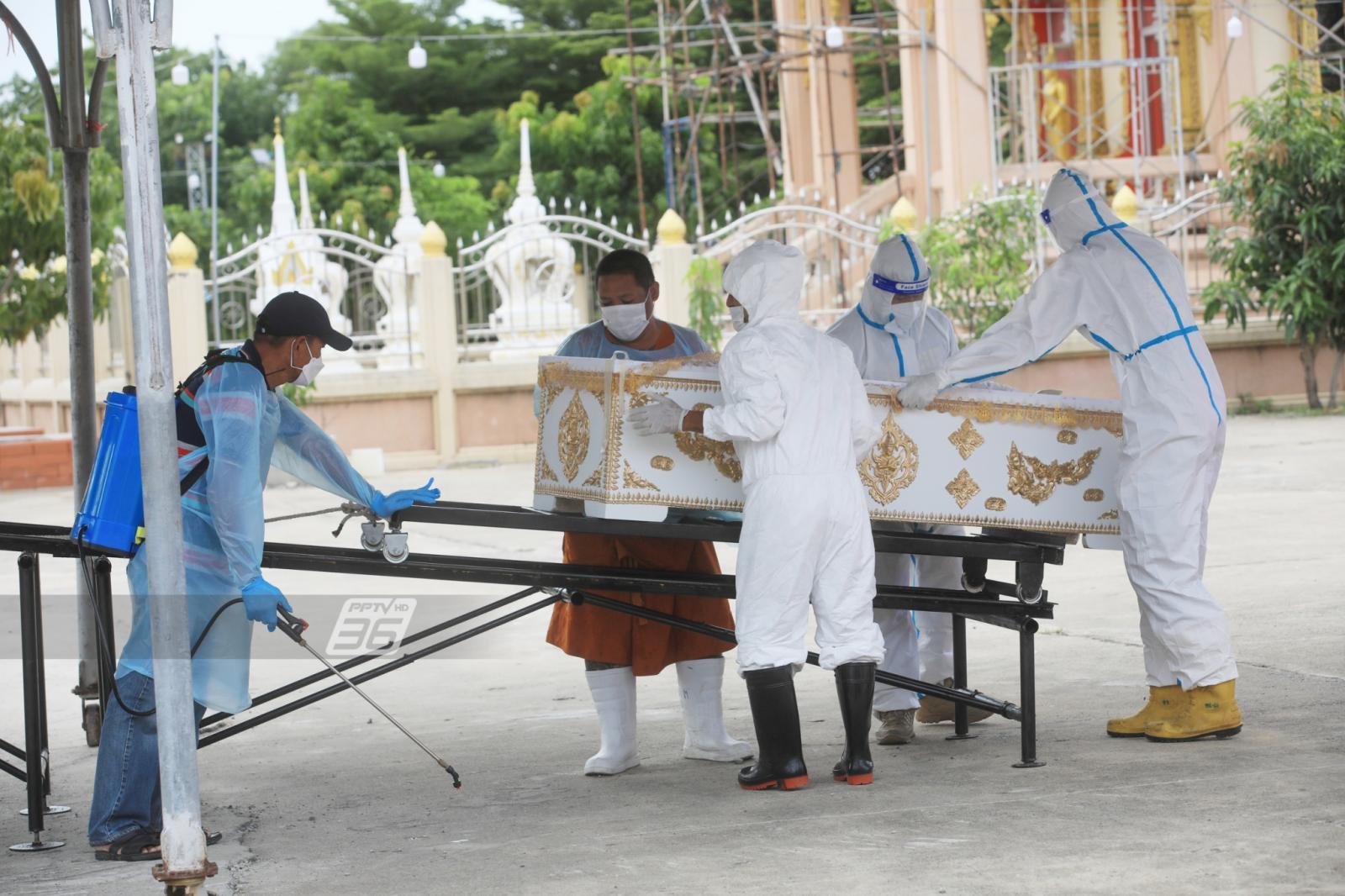 """อนุชา เผย วัด 593 แห่งทั่วไทยพร้อม""""เผาศพโควิดฟรี """""""