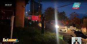 สกัดวุ่น 3 วัยรุ่นขับรถแหกด่านตรวจ