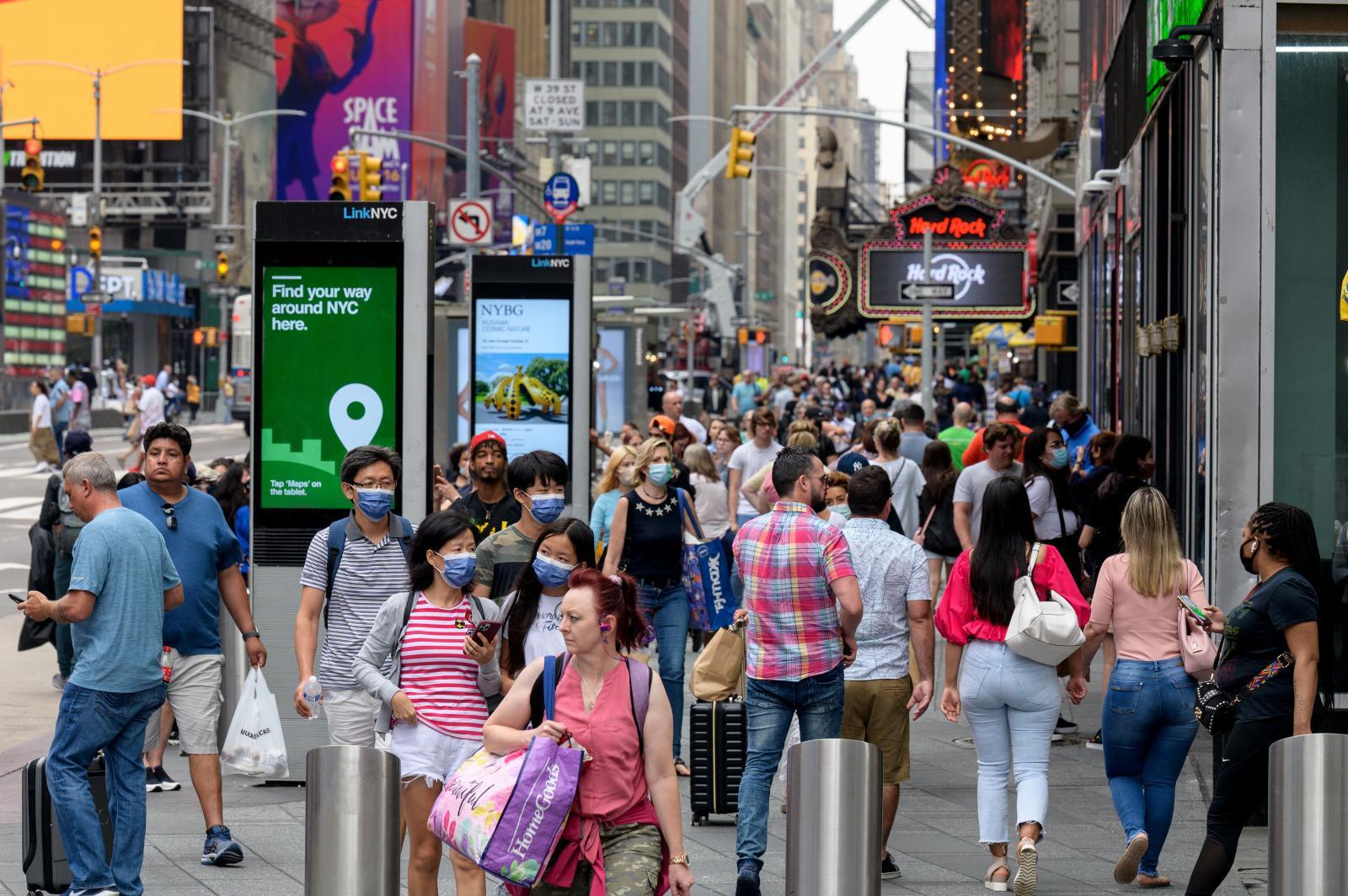 นิวยอร์ก ใจป้ำ แจกเงิน 3,200 บาท จูงใจคนฉีดวัคซีนโควิด