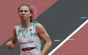 นักวิ่งสาวเบลารุสไม่กลับประเทศ ขอลี้ภัย