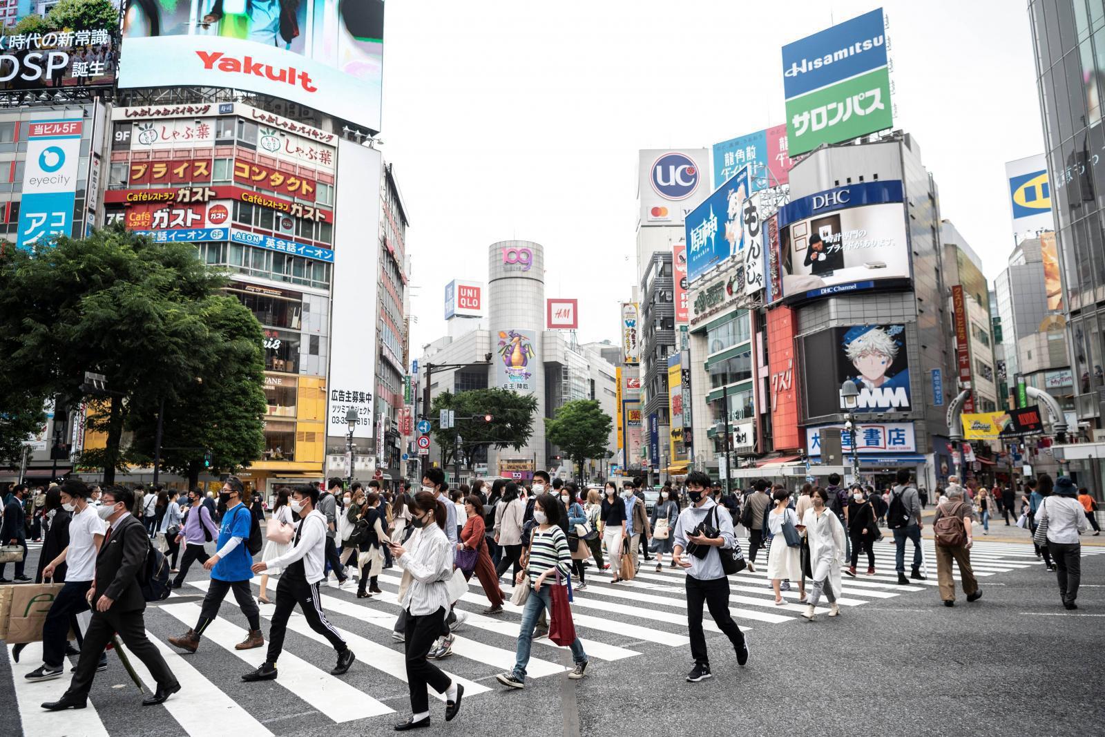 รัฐบาลญี่ปุ่นสั่งขยายพื้นที่ฉุกเฉินควบคุมโควิด