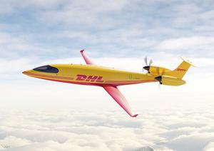 DHL Express จับมือ Eviation ซื้อเครื่องบินไฟฟ้าขนส่งสินค้าเจ้าแรกในโลก