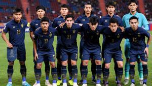 ยู-23 ไทย ร่วมสาย มาเลฯ ลาว มองโกเลีย จับสลากคัดชิงแชมป์เอเชีย 2022