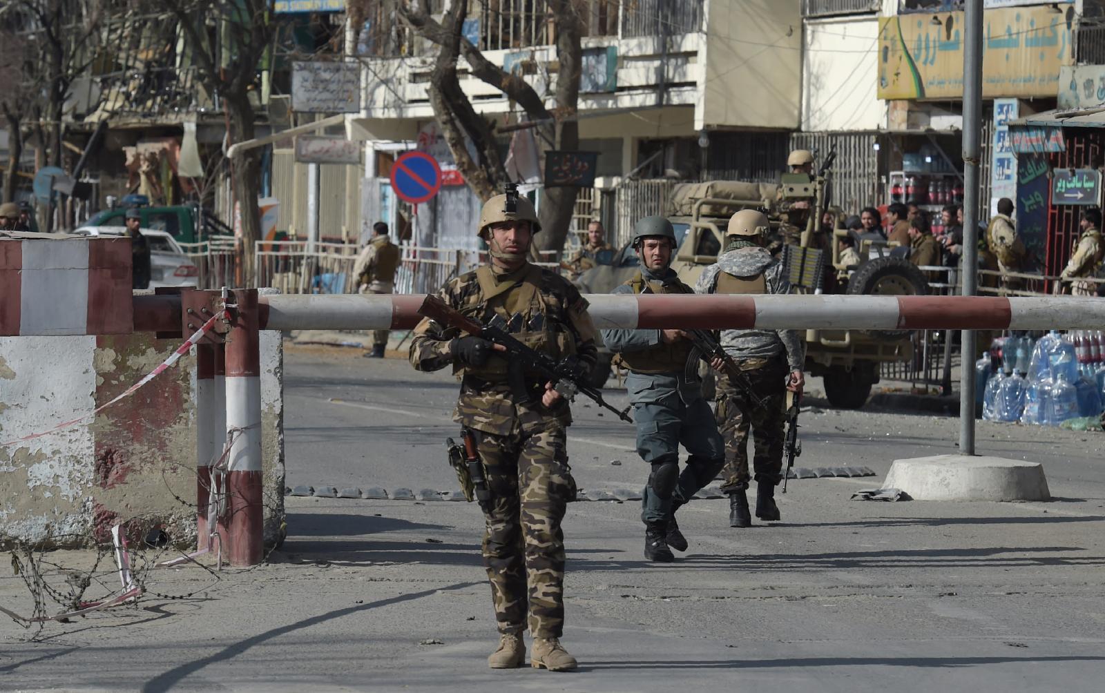 ตาลีบันประกาศชัยเหนือกองทัพ รบ.อัฟกานิสถาน