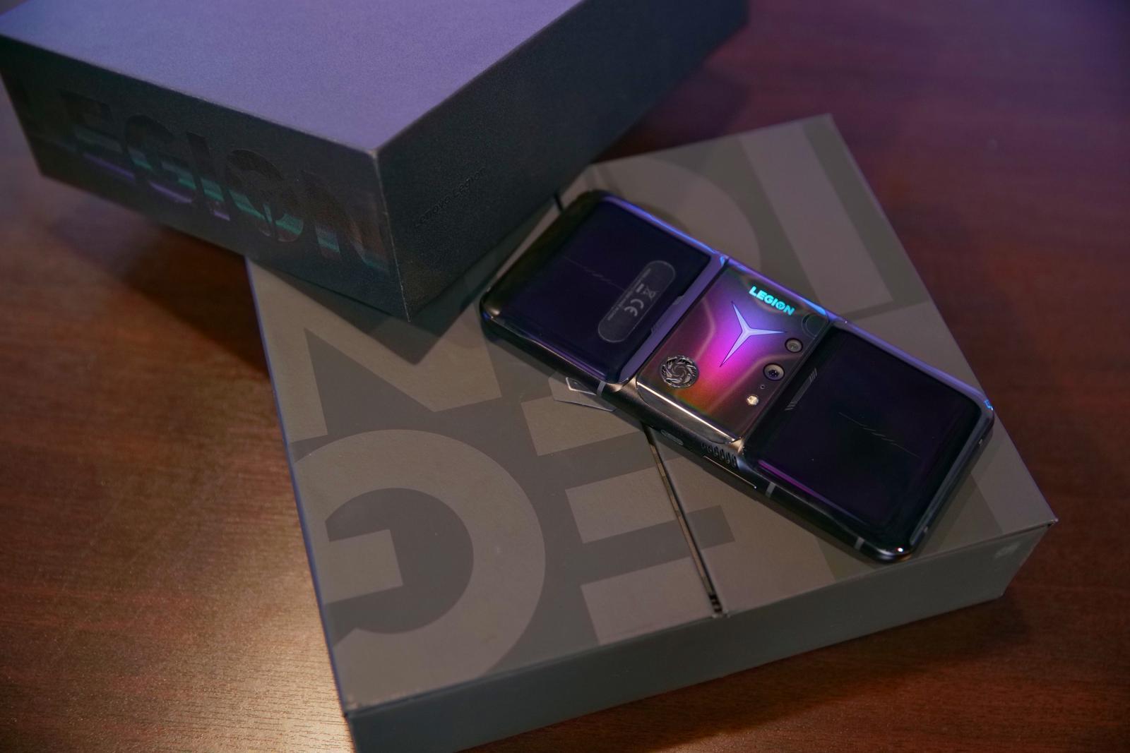 ปฏิวัติวงการเกมมิ่งมือถือ!! Lenovo Legion Phone Duel 2 มือถือเกมมิ่งตัวแรง