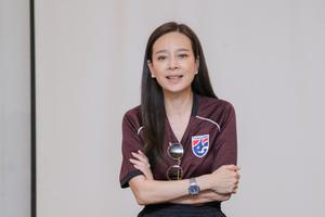 """รอประกาศ! ส.บอล เทียบเชิญ """"มาดามแป้ง"""" นั่งผู้จัดการทีมชาติไทย"""