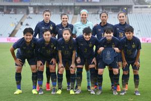 ฟุตบอลหญิงทีมชาติไทย ประกาศ 23 แข้ง สู้ศึกชิงแชมป์เอเชีย