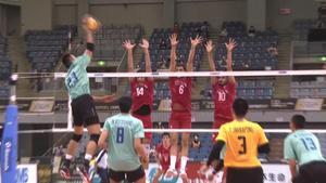 ไฮไลท์ | พีพีทีวี วอลเลย์บอลชาย เจวีเอ ชิงชนะเลิศแห่งเอเชีย | ไทย พบ อิหร่าน | 13 ก.ย. 64