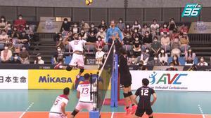 ไฮไลท์ | พีพีทีวี วอลเลย์บอลชาย เจวีเอ ชิงชนะเลิศแห่งเอเชีย | บาห์เรน พบ ญี่ปุ่น | 13 ก.ย. 64