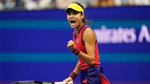 ราดูคานู แชมป์ ยูเอส โอเพ่น ขอบคุณแฟนเทนนิสทั่วโลก เป็นภาษาจีน
