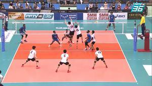 ไฮไลท์ | พีพีทีวี วอลเลย์บอลชาย เจวีเอ ชิงชนะเลิศแห่งเอเชีย | ญี่ปุ่น พบ อินเดีย | 14 ก.ย. 64