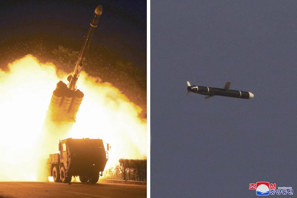 เกาหลีเหนือยิงขีปนาวุธครั้งที่ 2 ในรอบไม่ถึงสัปดาห์