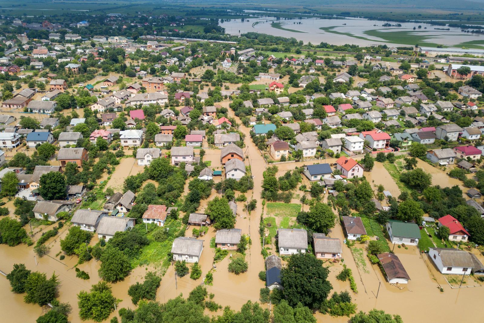 เช็กที่ดินเสี่ยงน้ำท่วม ด้วยแผนที่ดาวเทียม ก่อนตัดสินใจซื้อ
