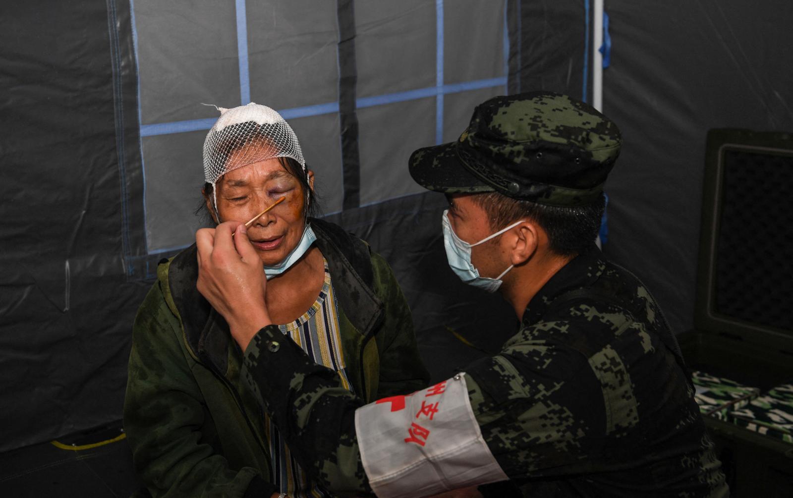 แผ่นดินไหว 5.4 เขย่ามณฑลเสฉวนของจีน เสียชีวิต 3 คน บาดเจ็บ 60 คน