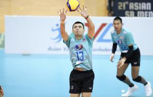 ตบชายไทย แพ้ ซาอุดีอาระเบีย 1-3 วอลเลย์ชิงแชมป์เอเชีย รอบจัดอันดับ