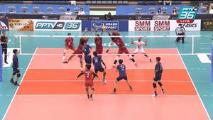 ไฮไลท์ | พีพีทีวี วอลเลย์บอลชาย เจวีเอ ชิงชนะเลิศแห่งเอเชีย | อิหร่าน พบ ไต้หวัน | 17 ก.ย. 64