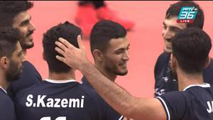 ไฮไลท์ | พีพีทีวี วอลเลย์บอลชาย เจวีเอ ชิงชนะเลิศแห่งเอเชีย | ญี่ปุ่น พบ อิหร่าน  | 19 ก.ย. 64