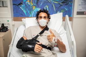 ดิโอโก้ ผ่าตัดราบรื่น รอวันคัมแบ็คช่วยทัพ บีจี ปทุม