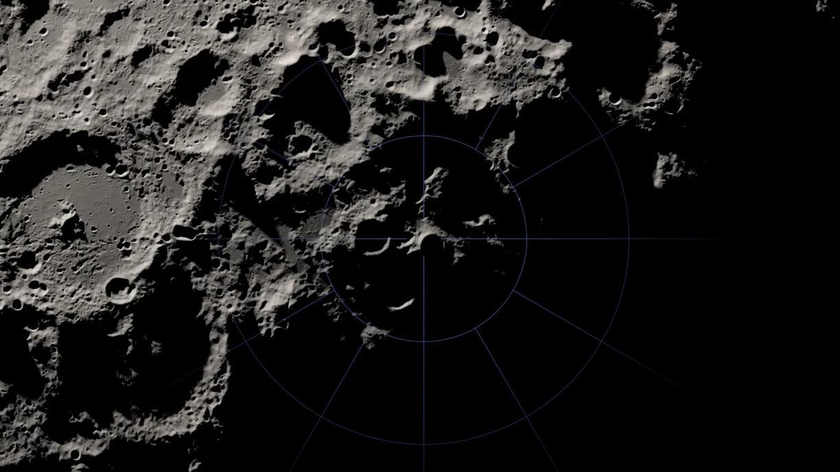 นาซา เลือกพิกัดบนดวงจันทร์ จ่อส่งยานหาน้ำแข็ง ปี 2023
