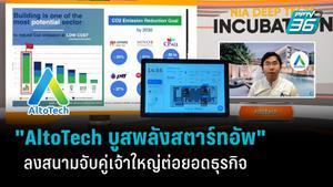สัมภาษณ์พิเศษ : ก้าวต่อไปของ สตาร์ทอัพสายเทคโนโลยี ดีพเทค (Deep Tech) ในเมืองไทย