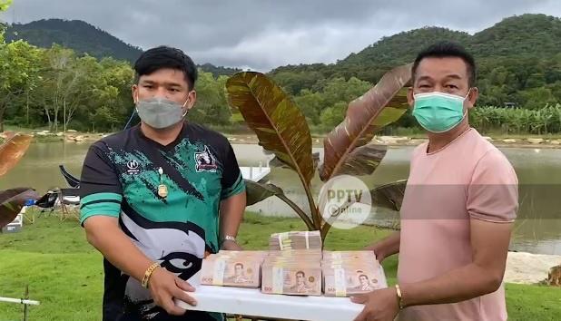 ฮือฮา 'เสี่ยเมืองจันท์' ซื้อกล้วยด่าง 10 ล้าน แดงอินโด นางพญาตุ๊กแก เผยความพิเศษ แค่รับมอบฟันกำไร 6 ล้าน