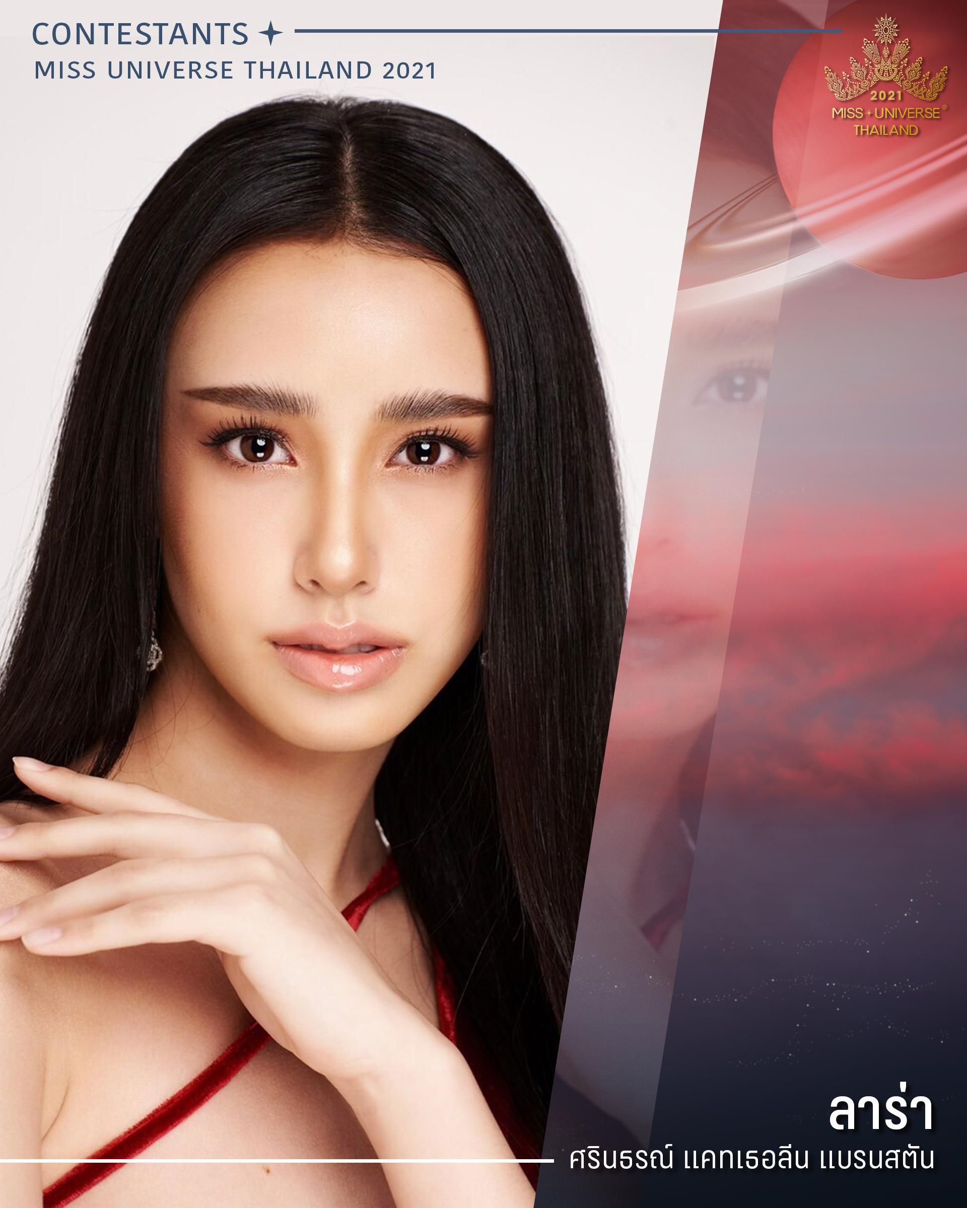 Miss Universe Thailand 2021 รอบ 63 คน