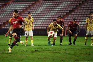 ป็อปป์ เหมา ! เมืองทอง เก็บชัยนัดแรก เปิดบ้านเฉือน ราชบุรี 2-1