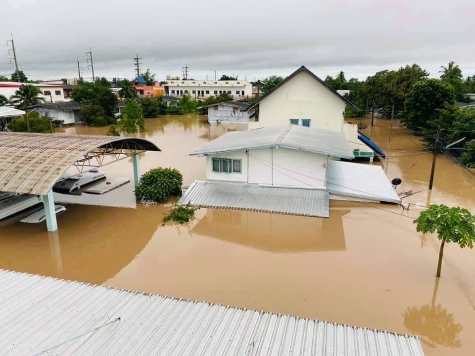 รวมทุกช่องทางแจ้งเตือนสถานการณ์น้ำทุกพื้นที่ พร้อมวิธีรับมือ