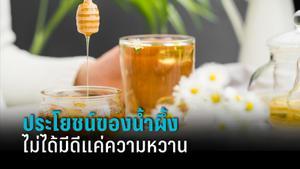 ประโยชน์ของน้ำผึ้ง ที่ไม่มีแค่ความหวานหอม แต่ยังช่วยบำรุงร่างกายได้