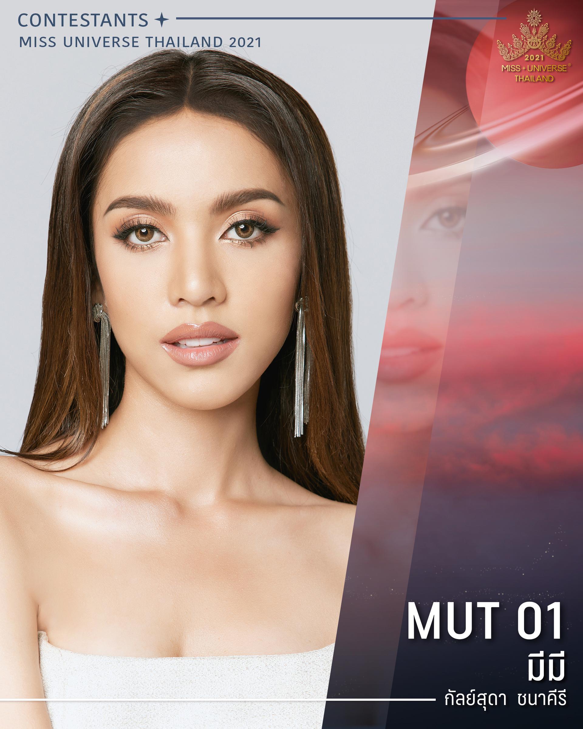Miss Universe Thailand 2021 รอบ 30 คน