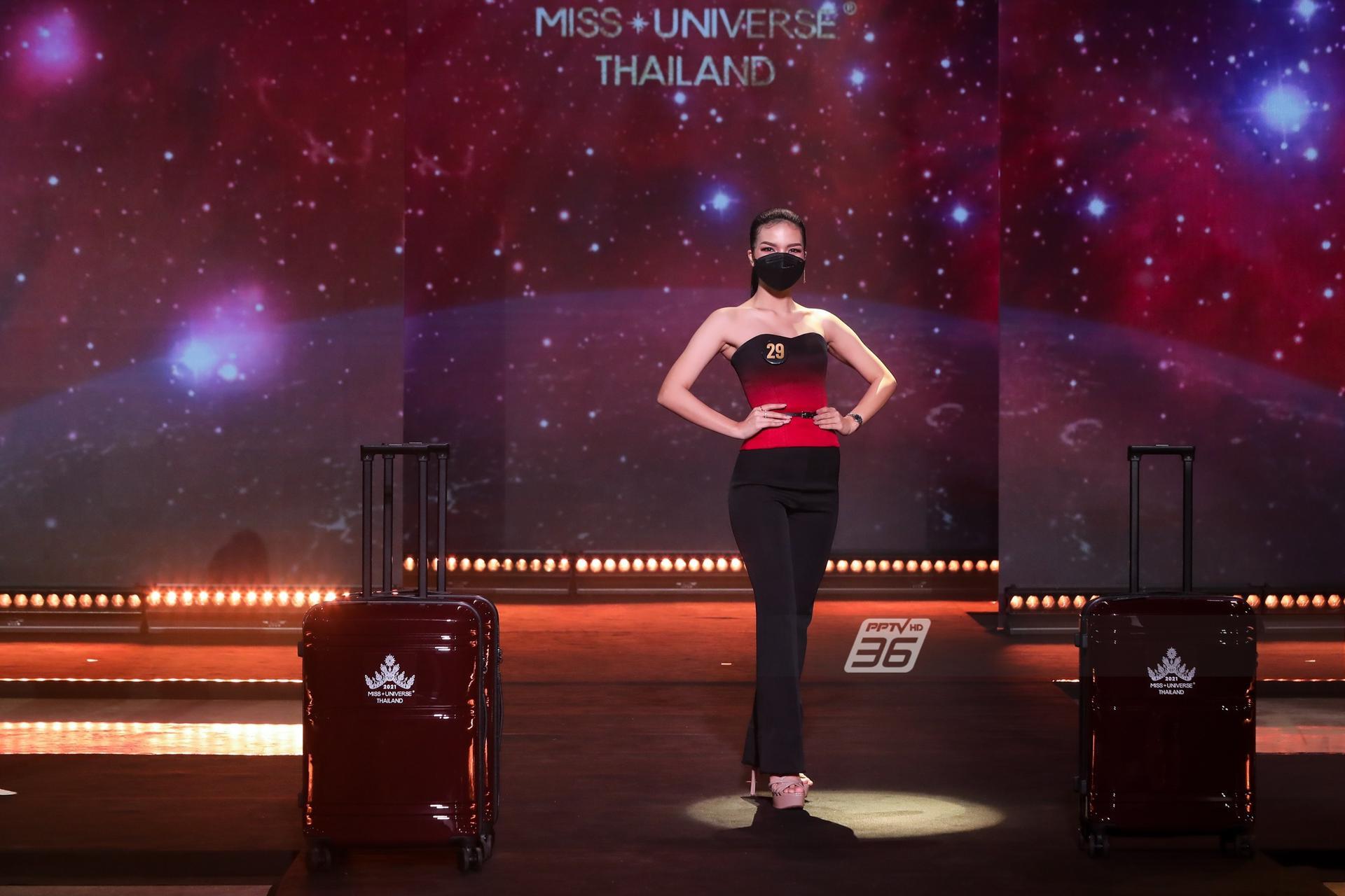 30 สาวงาม Miss Universe Thailand 2021 รอบ Keywords