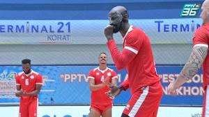 ไฮไลท์   พีพีทีวี วอลเลย์บอลสโมสรชาย เอสโคล่า ชิงชนะเลิศแห่งเอเชีย  อัล-อาราบี สปอร์ตส์คลับ 3-0 ไดมอนด์ ฟู้ด วีซี   9 ต.ค. 64