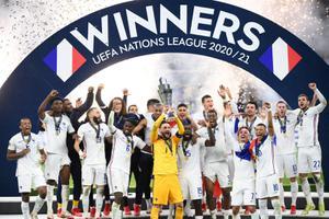 ฝรั่งเศส ชนะ สเปน 2-1 คว้าแชมป์ ยูฟ่า เนชั่นส์ ลีก