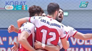 ไฮไลท์ | พีพีทีวี วอลเลย์บอลสโมสรชาย เอสโคล่า ชิงชนะเลิศแห่งเอเชีย | คาซมา สปอร์ตส์ คลับ 2-3 เซาท์ กาส คลับ | 11 ต.ค. 64