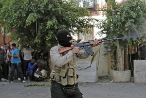 เลบานอน ยิงสนั่นกลางเมืองหลวงระหว่างประท้วง ดับ 6 เจ็บกว่า 30