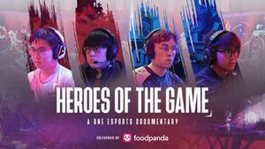 "Heroes of the game !! PART 1 เริ่มต้นเรื่องราวของ Esport ""Dota 2"" กับการห้ำหั่นกันใน ""Singapore Major"" เพื่อเส้นทางสู่ทัวร์นาเมนต์ ""The International"""