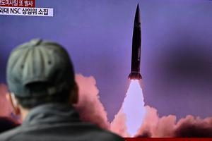 เกาหลีเหนือ ยิงขีปนาวุธจากเรือดำน้ำ ลงทะเลญี่ปุ่น