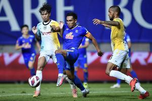 ธีรศิลป์  กดจุดโทษ บีจี เฉือนชนะ แบงค็อก 1-0 เกมไทยลีก