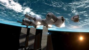 """""""บลู ออริจิน"""" ประกาศสร้างสถานีอวกาศเชิงพาณิชย์ ในปี 2030"""