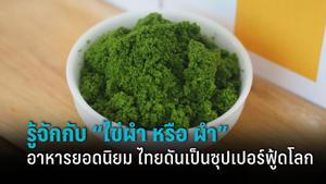 """รู้จักกับ """"ไข่ผำ หรือ ผำ"""" อาหารยอดนิยมคนไทย หลังรัฐเตรียมดันเป็นซุปเปอร์ฟู้ดของโลก"""